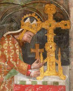 oděv Karla IV