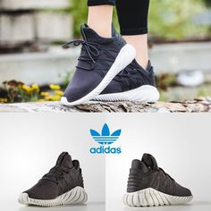 fffa228845a63 Adidas Original Tubular Dawn Running Sneakers Black Grey BZ0631 SZ 4-11  Limited Running Sneakers