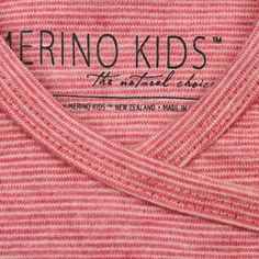 Merino Kids Essentials Pyjamas - Your child will have a better and safer sleep wearing these pyjamas. Available in different sizes.