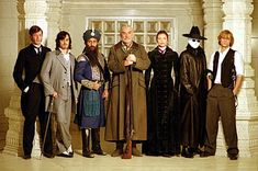 Read 'Fox Now Plans Movie Reboot For The League Of Extraordinary Gentlemen' on Empire's movie news. Ah, The League Of Extraordinary Gentlemen. That much-maligned 2003 superhero . Steampunk Movies, Movies, Shane West, Antihero, League Of Extraordinary Gentlemen, Gentleman Movie, League Of Gentlemen, League Of Extraordinary, Plan Movie