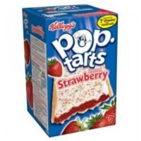 Strawberry Pop Tarts