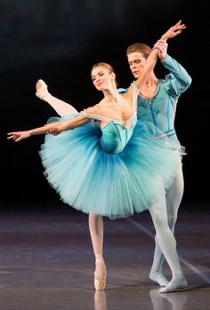 Vaganova students in Raymonda Variations at the Mikhailovsky Grand Prix / Photo © Mikhailovsky Ballet