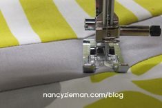How To Sew a Heartbeat Table Runner | Quick Column Quilts by Nancy Zieman