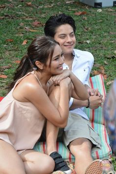 5 - Kathniel's Pictorial BTS for Can't Help Falling In Love - Push.com.ph