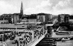 Knippelsbro ca 1950