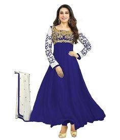 pakistani Indian Bollywood Designer Salwar Kameez anarkali suit dress  #KrishaCreation