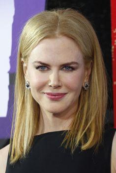 Nicole Kidman Lob. A pesar de todo el juego que dio su melena en Cannes, la realidad es que la actriz lleva un discreto Lob. ¡Lo que hacen los postizos!
