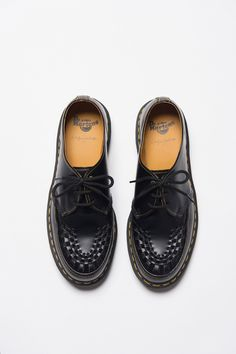 Yohji Yamamoto x Dr.Martens Collaboration Shoes