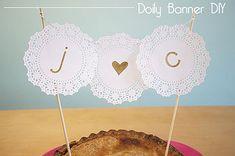 tortenspitze-kreativ-verzieren-Kuchengirlande mit Tortenspitze