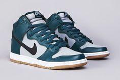 Nike SB Dunk High Pro 'Atomic Teal'