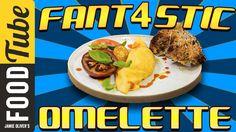Fantastic 4 Omelettes   Jamie Oliver   Silky Omelette