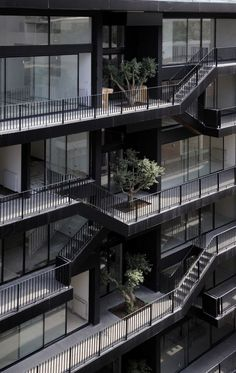 Residential building, Architects: Bernard Khoury Architects, Location: Beirut, Lebanon, 2009