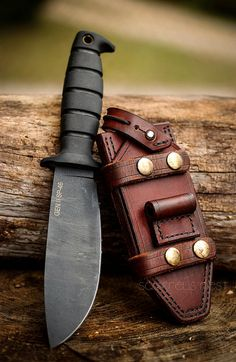 Ontario SP46 Knife