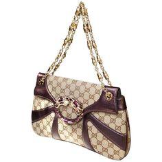 Gucci 2000s Gucci Glam Lizard Skin Blue Sequins Bag zqMcylc