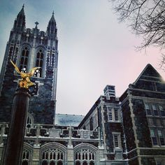 Many shots of Boston College - and #Gasson - were included in BostInno's Photos of Winter Storm Nemo