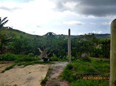 Paisaje de Puente Palo - La Cumbre - Valle del Cauca- Colombia