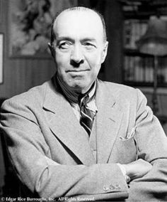 "Edgar Rice Burroughs ""John Carter Warlord of Mars and Tarzan"""
