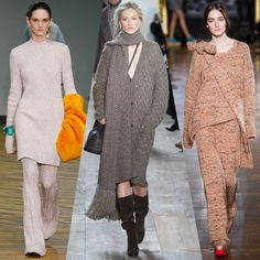 HOW TO WEAR THIS TREND :  KNIT ROMPER TREND - KNIT OVERALLS - KNIT SALOPETTE  Head to Toe Knits
