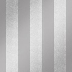 I Love Wallpaper offer a great range of striped wallpaper. Give the illusion of further space with our striped wallpaper. Striped Wallpaper Silver, Glitter Wallpaper, Vinyl Wallpaper, Love Wallpaper, Textured Wallpaper, Textured Walls, Feature Wall Bedroom, Bedroom Wall, Bedroom Ideas