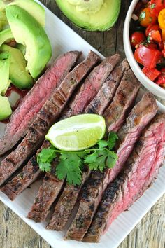 Marinated flank or skirt steak is grilled to perfection for the best Authentic Carne Asada recipe. This tender, grilled meat is full of authentic Mexican flavor. Pork Rib Recipes, Chef Recipes, Mexican Food Recipes, Dinner Recipes, Mexican Cooking, Mexican Steak Marinade, Authentic Carne Asada Recipe, Taquero, Stay At Home Chef