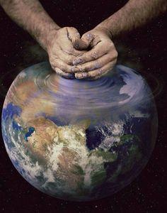 We shape the Earth, and it shapes us. link: wbaum.blog/shapeearth