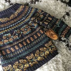 Ravelry: Project Gallery for The twigs pattern by Junko Okamoto
