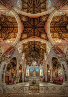 St Mary Star of the Sea, West Melbourne, Melbourne, Victoria, by Chris Mitchell, on Flickr.  http://www.travelmagma.com/australia/things-to-do-in-melbourne#.VSUOv2PI-1E