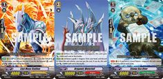 EB02 is about a month away! Those promo cards are looking really good! The otter is so cool!