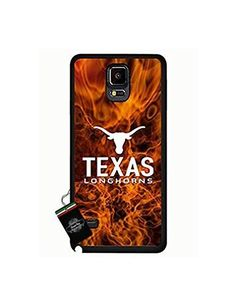 TEXAS LONGHORNS NCAA Cute Slim Case Cover Fit for Samsung Galaxy Note 4. Slim,Environmental. Ultra-thin design. Perfectly protect your phone from the scratch and shock. High Quality PPA Material. cool iphone case.