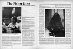 The Fisher King interview with Terry Gilliam and Robin Williams, 1991