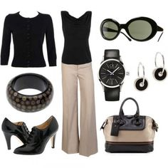 PROFESSIONAL/WORKWEAR: Cute outfit for work - Socialbliss