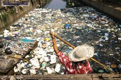 While Saigon has its own polluted canalsto contend with and Hanoi works to clean up its act, our neighbors to the west are also struggling to bring their rubbish woes under control. ...