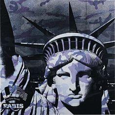 ANDY WARHOL, Statue of Liberty, 1986