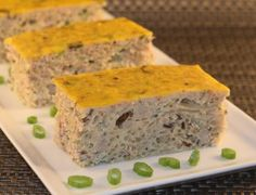 Easy Bake Egg Meatloaf (Cha Trung.  I usually make it stove-top but this had the right combo of ingredients.