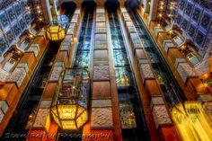 Glass elevator 2