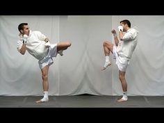 Basic Balance Exercises for Martial Artists | MMA Taekwondo Kickboxing - YouTube