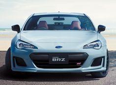 Subaru BRZ STI Sport '2017