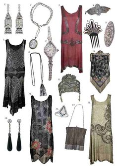 Downton Abbey clothes | fashion