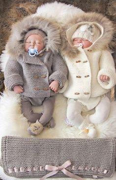 Бебешки зимни дрехи