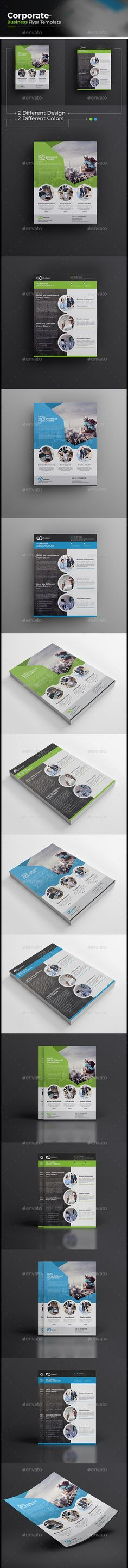 Flyer Template  Flyer Template Template And Business Flyer Templates