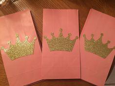 Bolsas de regalo con tema princesa/a favor 10  podemos