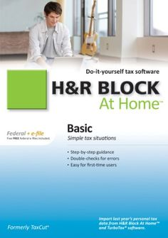 H Block At Home 2010 Basic Federal + eFile [Download] [OLD VERSION] - Find Me The Cheapest Price	:  $19.99