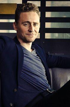 magnus-hiddleston:   Tom Hiddleston by Victoria... - Sinful secret love