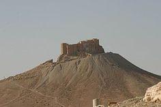 قلعة تدمر هي قلعة قديمة والبناء الموجود فيها حاليا يعود الى العهدين الزنكي والايوبي  ، اطلق عليها في وقت متأخر اسم قلعة ابن معن