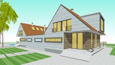 PLAN TO HIRE COUNTRY STYLE HOME BUILDERS FOR THE DREAM HOUSE!