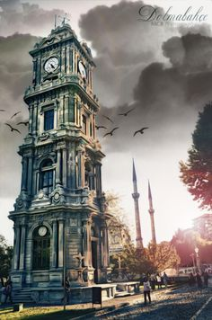 Dolmabahce Palace <3 Istanbul