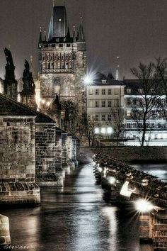 Night Prague <3