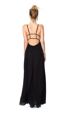 Carbon Ribs Dress | RVCA
