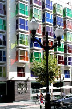Bilbo hotell, Bilbao, Spain Copyright: Stephen Braathen