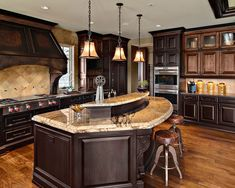 Kitchen Island Lighting Design, Pictures, Remodel, Decor and Ideas - page 4